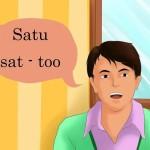 【学学马来语】马来语付款时一到十要怎么说呢?