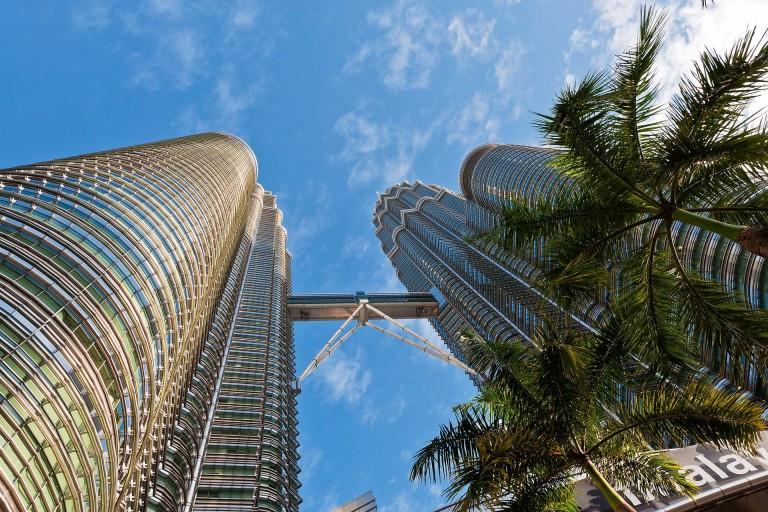 「双子峰塔KLCC」马来西亚必看经典路线之一