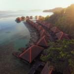 介绍两个马来西亚版水上木屋之佳亚娜度假村(Gayana Eco Resort)