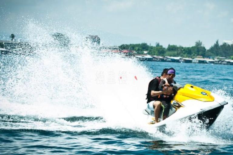 【买燕窝送旅游】马来西亚沙巴州马穆迪岛一日游让你更享宁静