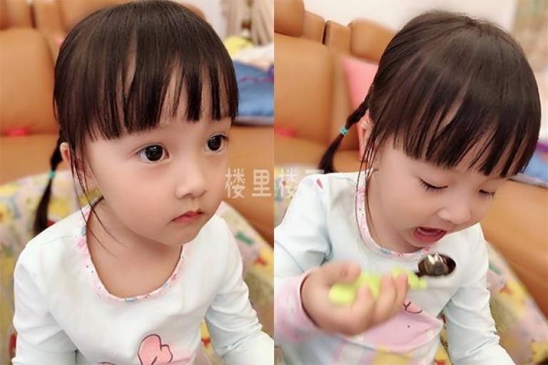"""2岁小朋友吃起燕窝来关键时刻还得靠""""抢"""""""