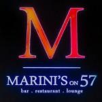 那家位于双峰塔顶端的高级餐厅名字叫做Marini's on 57