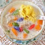 【马来西亚美食】很少人了解的特色甜品马来西亚摩摩喳喳buborchacha