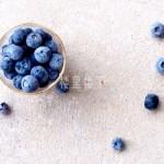 蓝莓燕窝羹如果较真煮起来那个拍照的效果可是美到你想哭