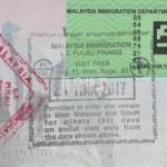 马来西亚入境盖章要检查好,避免出境时受到不必要的阻碍