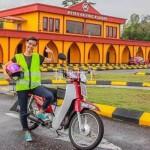 我在国内有驾照且是多年老司机,去马来西亚考车有什么捷径吗?