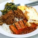 你很难得才遇上的祖传三代马来西亚华人椰浆饭nasi lemak