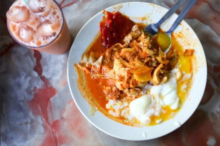 吉隆坡附近好吃且有特色的马来西亚印度档口(mamak)