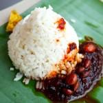 尝尝那些性价比最高的路边摊马来西亚马来人椰浆饭档口
