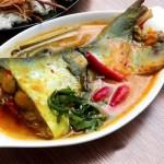深度旅游首选美食之马来西亚巴丁鱼雨林风情农家乐餐厅