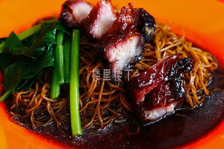 马来西亚云吞面也是大家旅游吉隆坡时不可不尝的美食