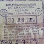 三个月内有效的马来西亚多次往返商务签证可没你想象中的那么好用